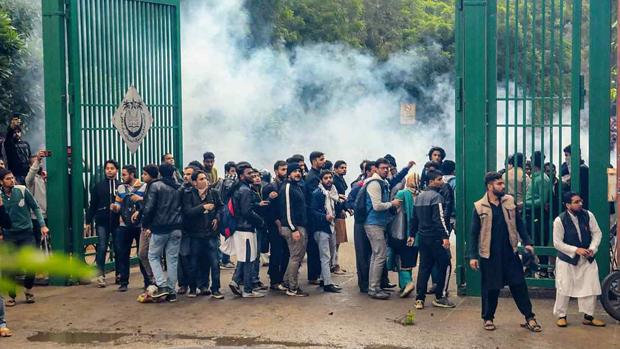 Jamia Milia cancels exams over CAA protest