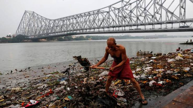 'Cleaning of Ganga river continuous process; Centre supplementing efforts of states'