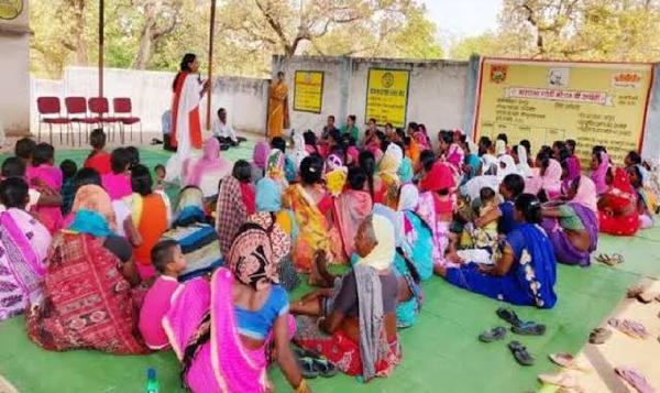 Women bring wings of change in naxal-infested Dantewada