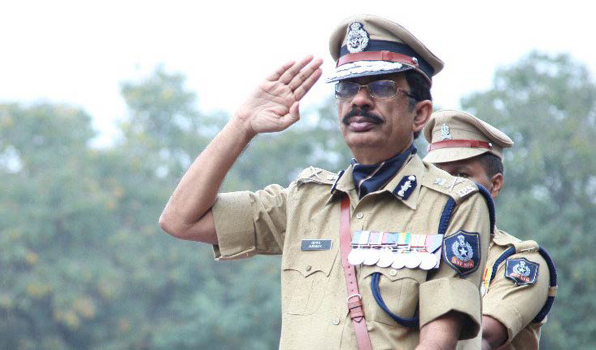 Abhay assumes charge as new Odisha DGP