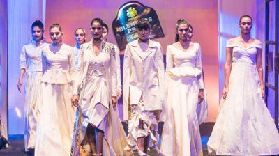 New Delhi: Models at the Blenders Pride Fashion Tour 2019 Preview, in New Delhi. (Photo: IANS)