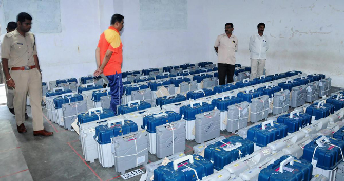 Jharkhand polls: Counting to take place on Monday