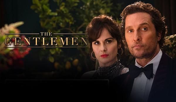 McConaughey's 'The Gentlemen'