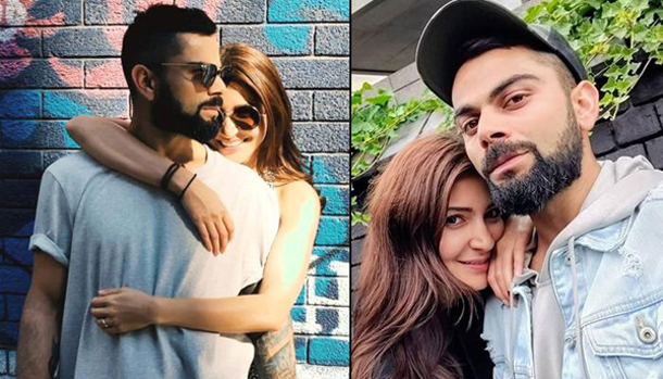 There's only love & nothing else: Kohli on 2nd wedding anniversary