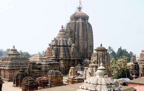 Odisha announces package for development of Lingaraj Temple