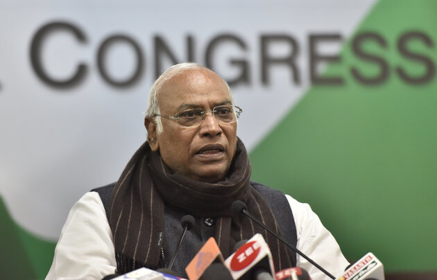 People voted against BJP policies in Jharkhand: Kharge