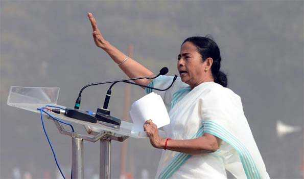 Join hands to isolate BJP: Mamata