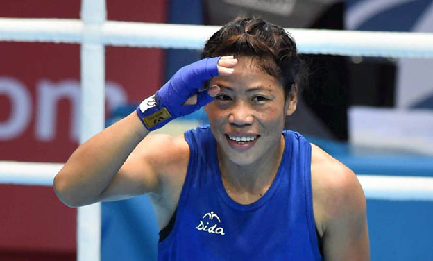 Mary Kom beats Nikhat in heated bout amid protests