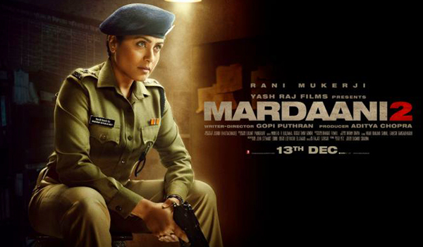 'Mardaani 2': Rani rocks in topical film