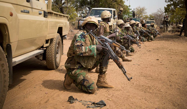 71 soldiers killed in Niger militant attack