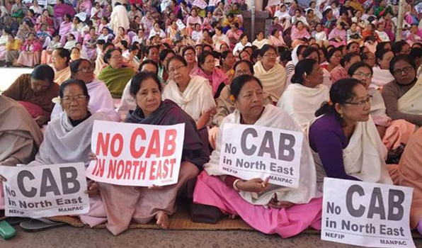 North-East is in no mood to bow down on CAB imposition, unrest on the rise. Assam-Tripura on the boil