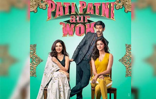 'Pati, Patni Aur Woh' surpasses 'Panipat' collections on day 1