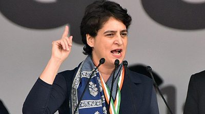 Priyanka slams UP govt over lapses in education