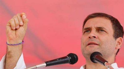 Rahul says 'India the rape capital of world'