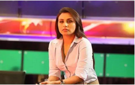 Rani to debut as a real life news anchor in TV
