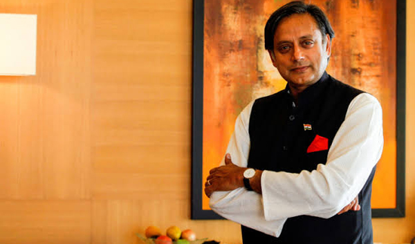 Tharoor hits at Shah: 'Citizenship Bill fundamentally unconstitutional'