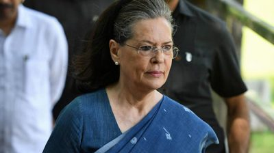 Sonia 'shocked' at Delhi fire, urges assistance