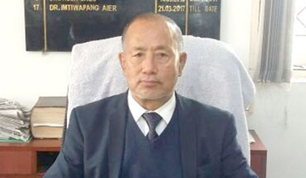 Modi 'anguished' as Nagaland Speaker loses fight with cancer