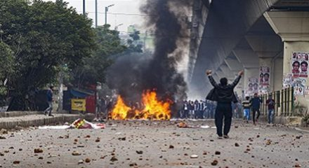 21,500 booked for violence in Kanpur