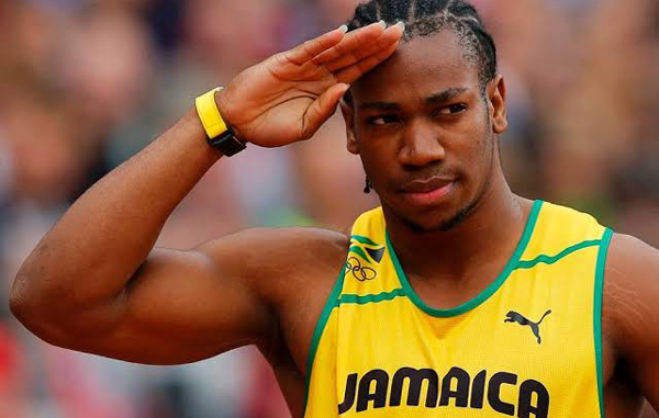 Yohan Blake learns Bolly dancing from Jacqueline