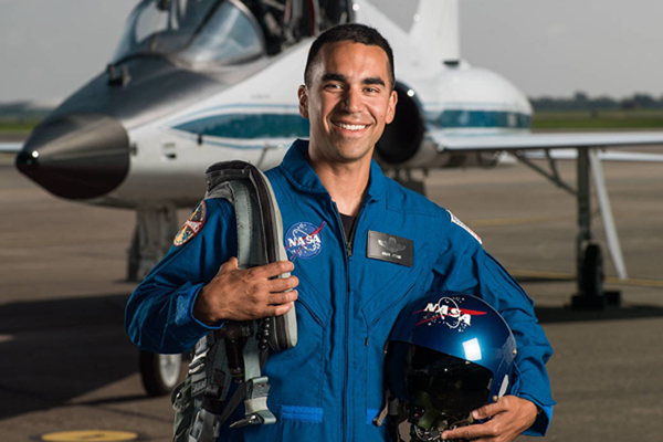 Indian American Raja Chari graduated from the NASA astronaut training programme Artemis on Friday, Jan. 10, 2020, and will have shots at missions to the moon and Mars. (Photo: NASA/IANS)