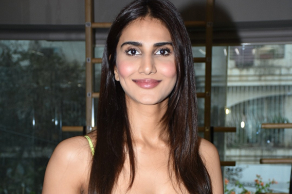 Mumbai: Actress Vaani Kapoor seen at a Bandra gym in Mumbai on Jan 21, 2020. (Photo: IANS)