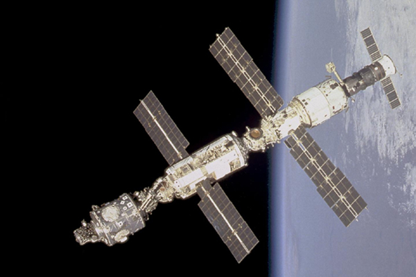 International Space Station. (Photo Courtesy: NASA)