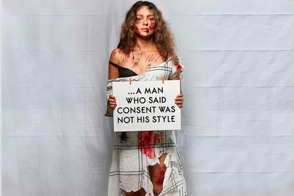 """Bidita Bag has joined a campaign that highlights the importance of consent of women, and spreads awareness against rape. The """"Babumoshai Bandookbaaz"""" actress took to Instagram on Friday to create a series of posts on Instagram that speak about the brutality of rape and how it affects a woman physically and emotionally."""