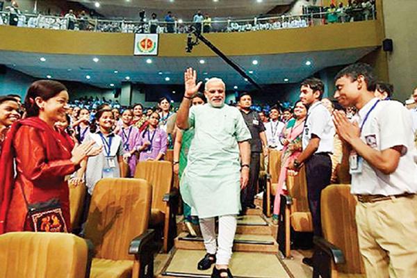 "PM Modi to interact with students on ""Pariksha Pe Charcha"""