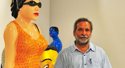 Ravinder Reddy explores female nude form in new show