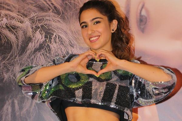 "Mumbai: Actress Sara Ali Khan at the trailer launch of her upcoming film ""Love Aaj Kal"" in Mumbai on Jan 17, 2020. (Photo: IANS)"