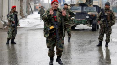 13 killed in Afghan prison attack