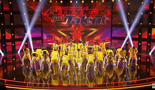 Mumbai dance group makes it to 'America's Got Talent' final