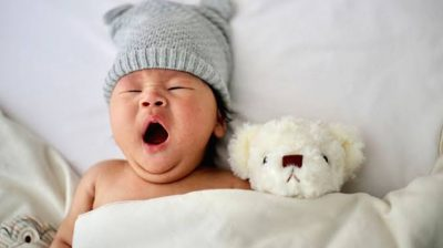 Infant sleep problems linked to mental health issues in adolescents