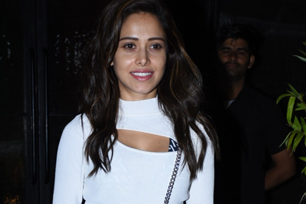 Mumbai: Actress Nushrat Bharucha seen at a Bandra cafe in Mumbai on Jan 21, 2020. (Photo: IANS)