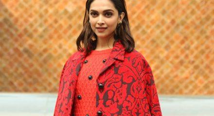 New Delhi: Actress Deepika Padukone during the promotion of upcoming film 'Chhapaak' in New Delhi on Jan 7, 2020. (Photo: Amlan Paliwal/IANS)