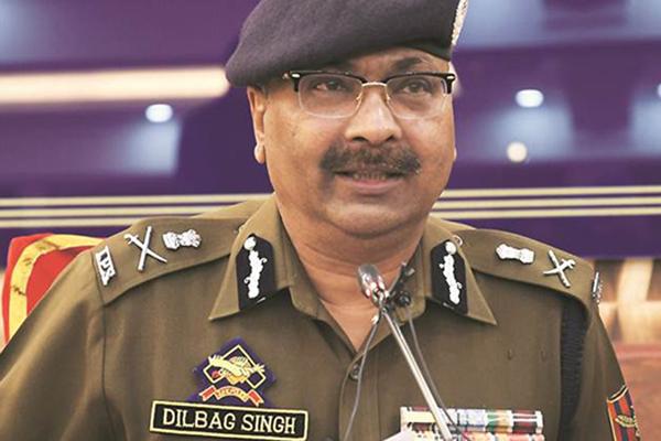 Anti-terror operations intensified in J&K, says DGP