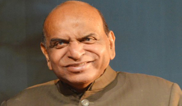Senior NCP leader D.P. Tripathi is no more, India loses an icon of intellect