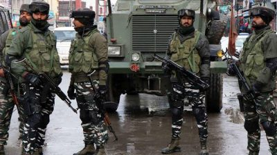 Infiltration bid foiled in Kashmir, 2 terrorists killed