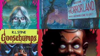 Why people love goosebumps during horror movies