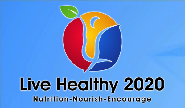 Live a healthy 2020