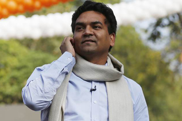 EC imposes 48-hr campaign ban on Kapil Mishra