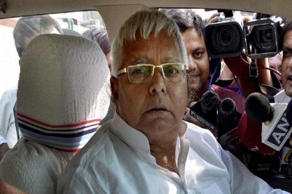 Lalu Prasad appears before CBI court in Ranchi