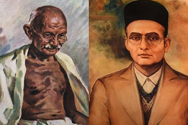 Fresh row over Congress booklet references to Veer Savarkar