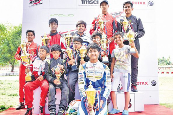 Yash Aradhya 1st motorsports person to win PM Bal Puraskar