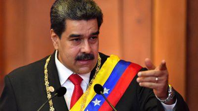 'World must support Venezuelan opposition to oust Maduro'
