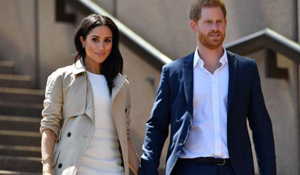 UK's Prince Harry, Meghan warn media over photos