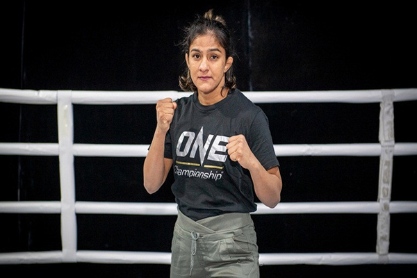 Ritu aims to continue winning streak at ONE C'ship