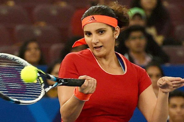 Sania Mirza storms into semis of Hobart International