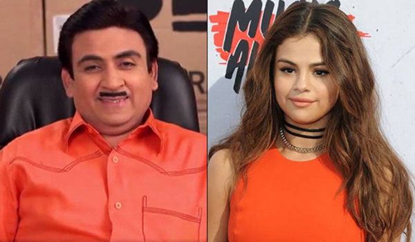 Fan compares Selena Gomez to Jethalal, internet in splits
